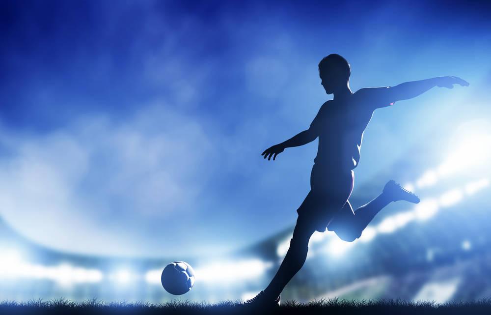 Juega a fútbol de manera segura