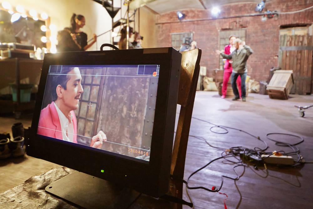 La industria cinematográfica escoge España