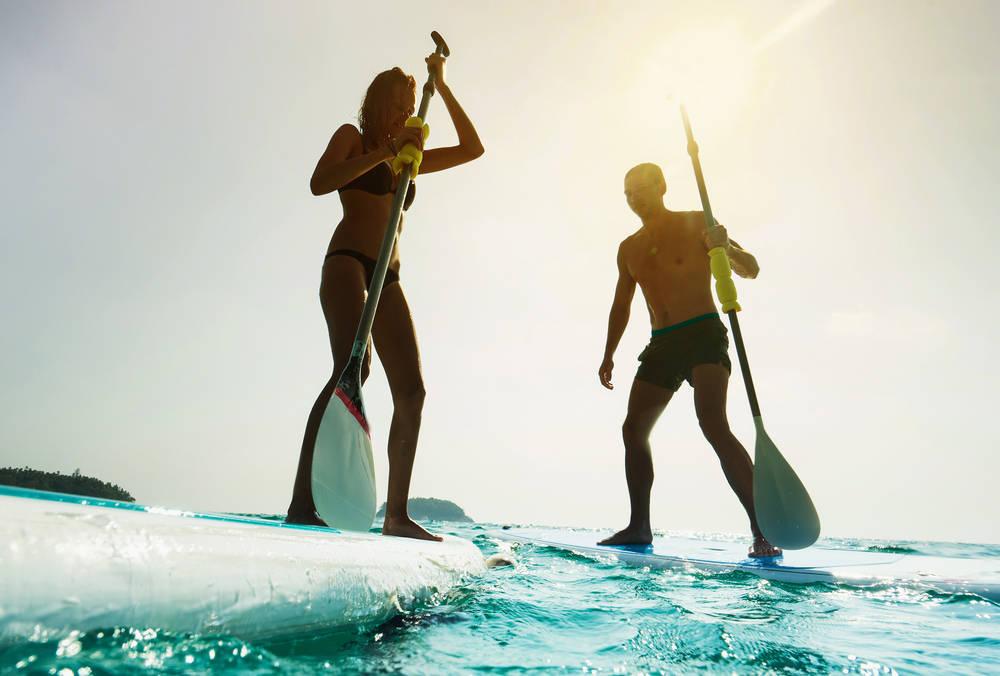 Paddle surf, el deporte más completo que está de moda hoy