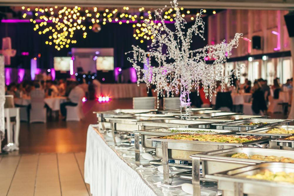 El catering es vital en los eventos de hoy en día
