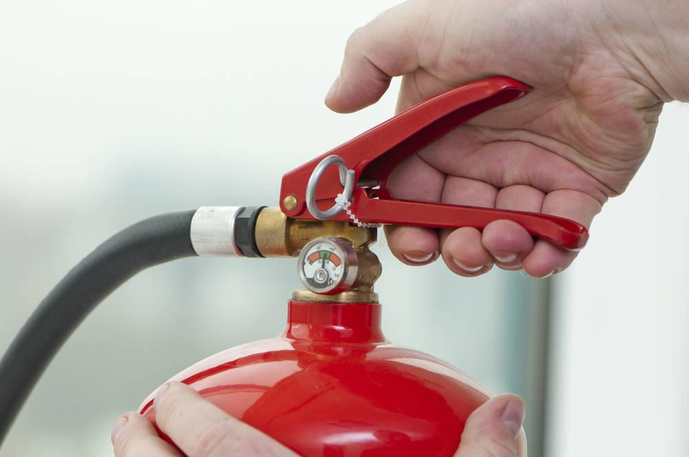 Consejos para elegir el mejor extintor