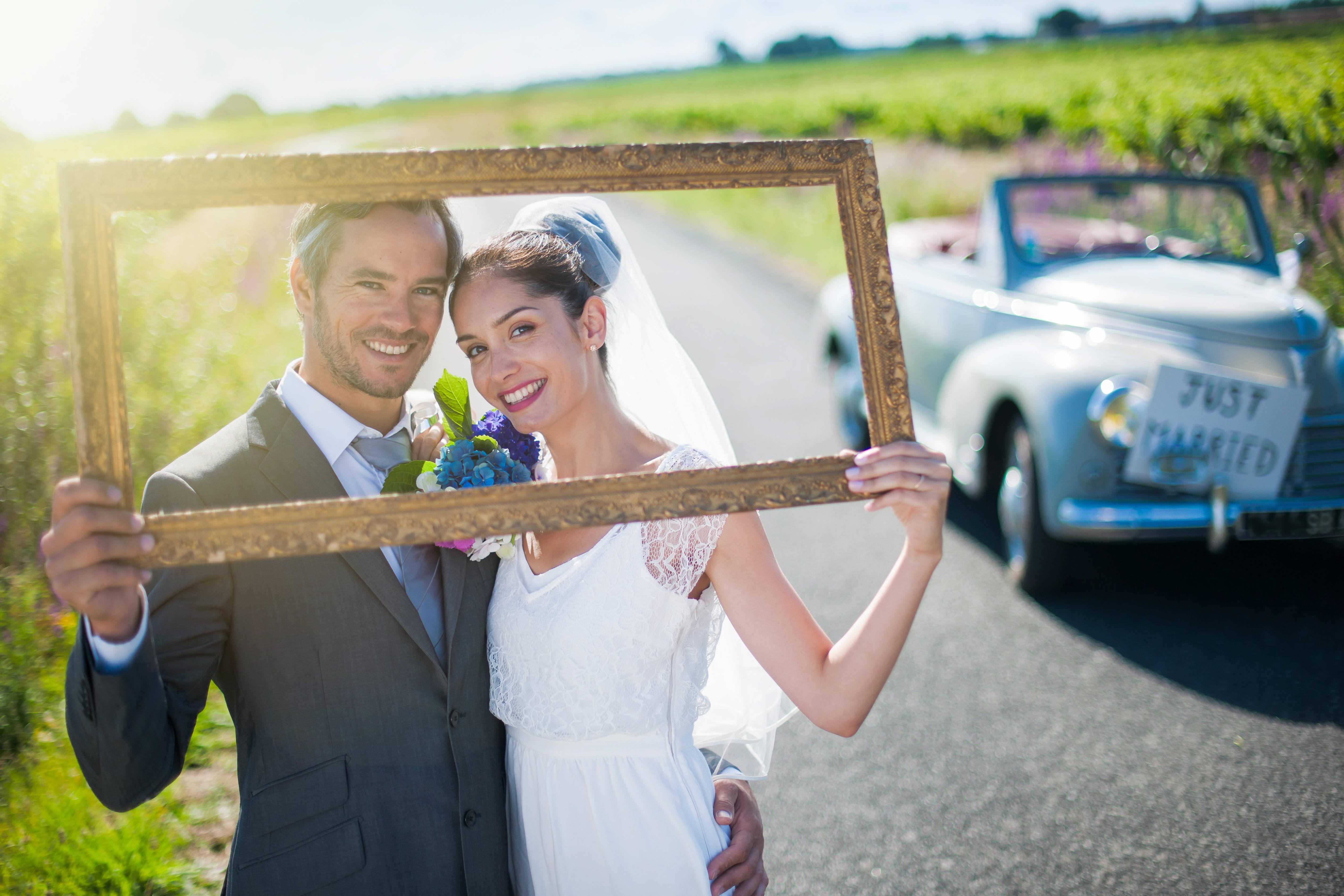 Cómo distinguir a un buen fotógrafo para bodas