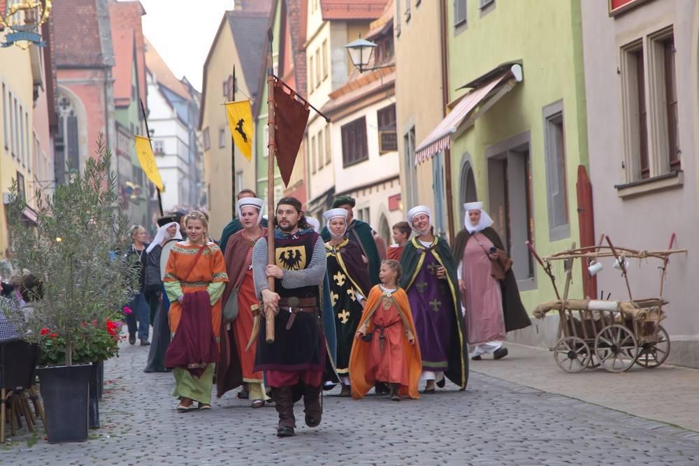 Fiestas medievales con los mejores profesionales