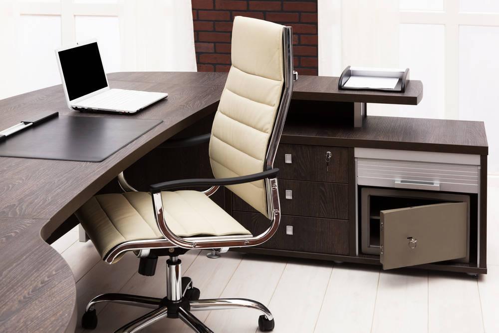 Lo mejor en seguridad para amueblar tu oficina