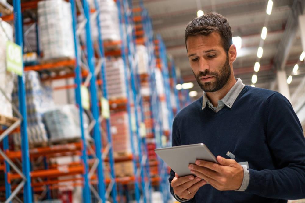 SGA, una solución para la gestión de almacenes