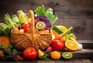 Frutas y verduras si quieres tener una vida larga y feliz