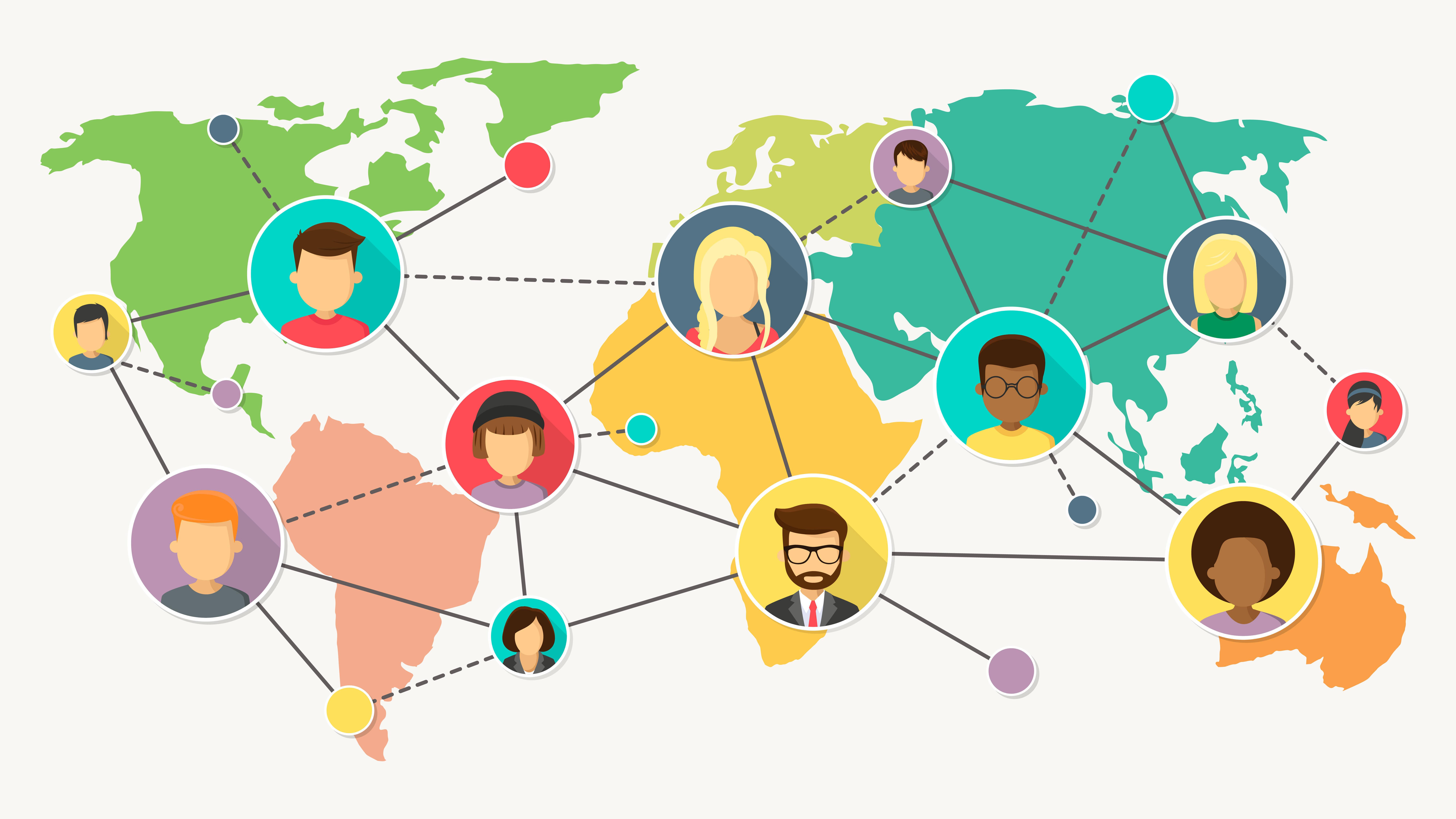 En un mundo global, la traducción de la web comercial es esencial