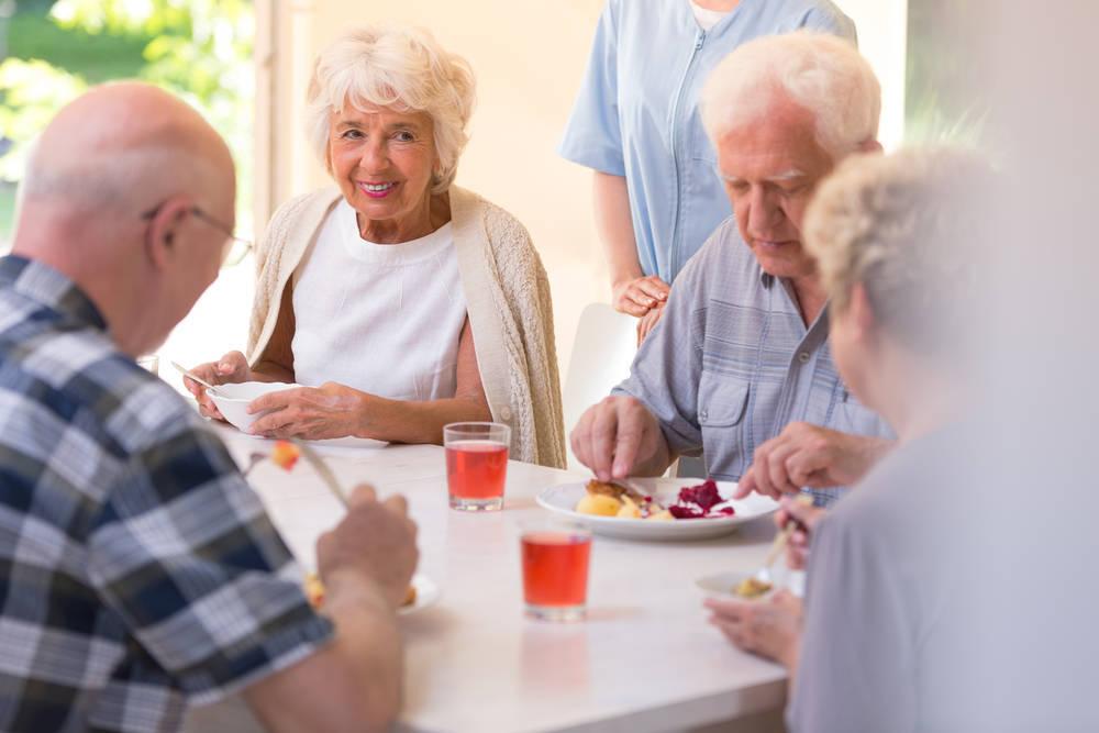 ¿Cómo deben ser las residencias de ancianos en el futuro?