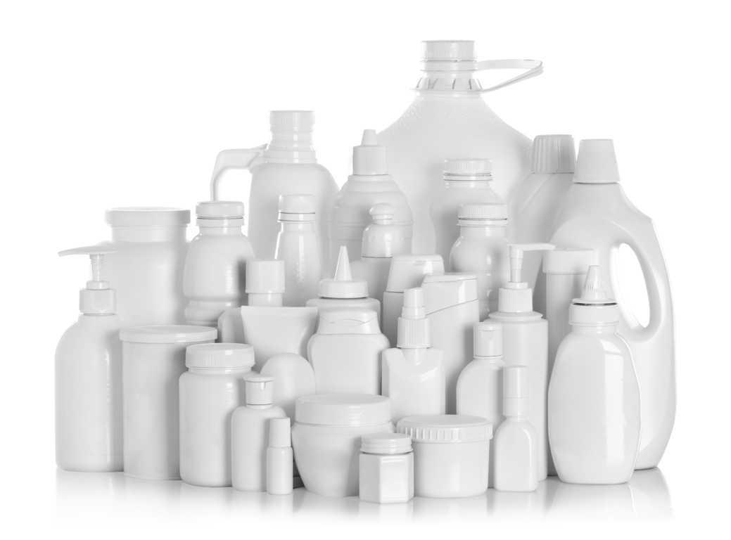 Envases de plástico, los más usado en cosmética, higiene y alimentación