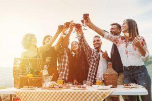 Consumo de vino y salud