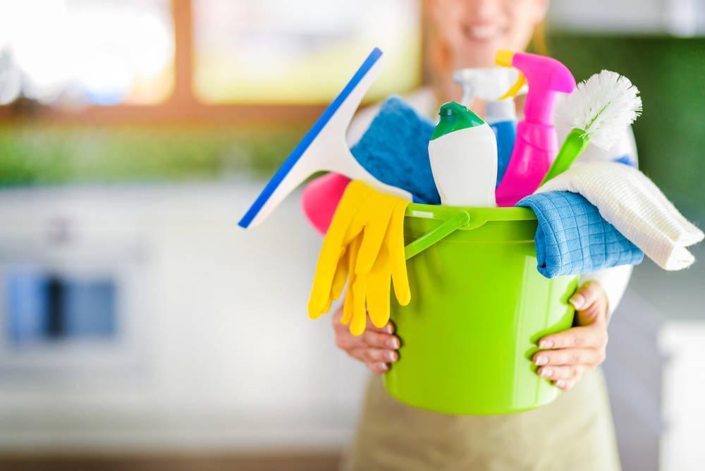El medio ambiente y las soluciones de limpieza