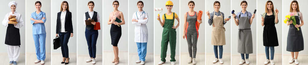 ¿Por qué elegir el bordado para los uniformes laborales?