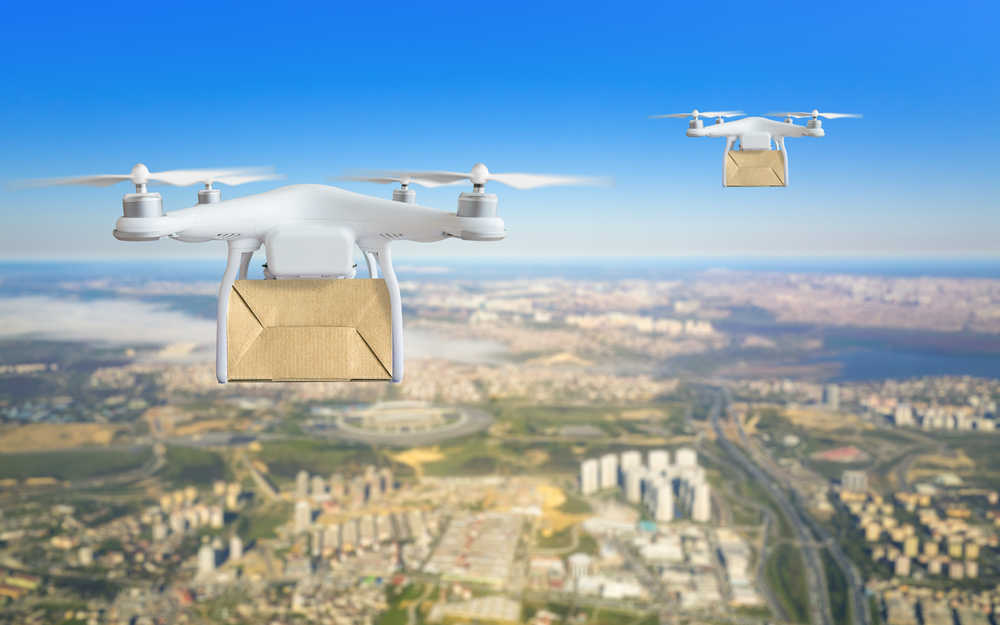 Los drones dentro de los trabajos del futuro